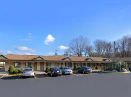 Americas Best Value Inn Cheshire, Cheshire