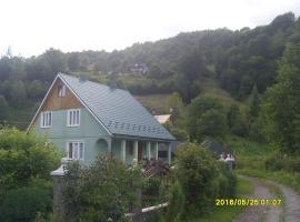 Zelenyj Gaj, Kvasy