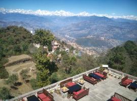 Peaceful Cottage & Cafe Du Mont, Nagarkot