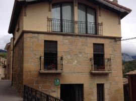 Casa Rural Baigorrietxea, Вильябуэна-де-Алава