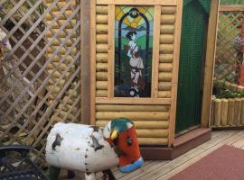 Thee-Bedroom Lodge - Glendevon Country Park, Glendevon