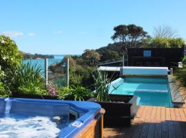 Le Chalet Waiheke Apartments, Ostend