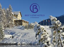 Hotel Waldhaus am See, St. Moritz
