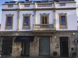 Casa do Marqués, Baiona