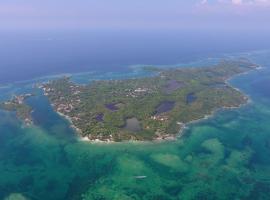 Fulano Secret Paradise, Isla Grande