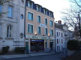 Hotel Saint Paul, Verdun-sur-Meuse