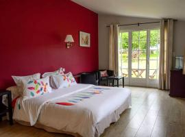 Chambres d'hôtes Le Moulin de Vrin, Sancergues