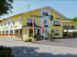 Landgasthof Hotel Muhr, Gallbrunn