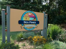Sea Pines Loft Cottage 6, Swainton