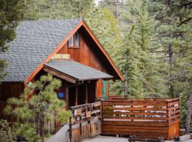 Idyllwild Camping Resort Cabin, Idyllwild