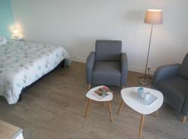 Appartement Perle d Ô, Saint-Brieuc