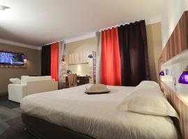 QUALYS-HOTEL Grand Hôtel Saint-Pierre, Aurillac