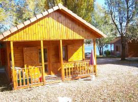 Camping La Motte Flottante, La Freissinouse