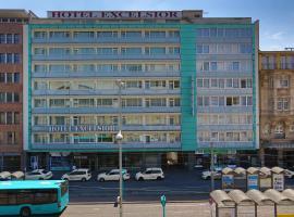 Hotel Excelsior, Франкфурт-на-Майне