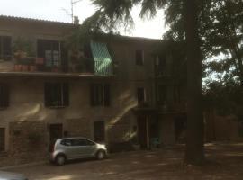 Appartamento Farnese, Castell'Arquato