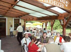 Gasthaus Buchegger, Strass