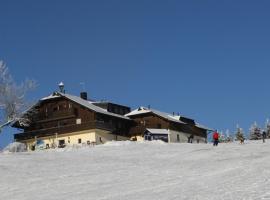 Almberghütte, Mitterfirmiansreut