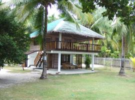 Siquijor House on the Beach, San Juan