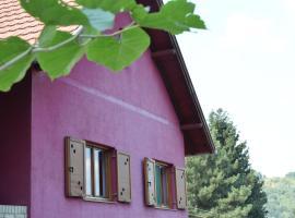 Vikend kuća Stražilovo, Sremski Karlovci