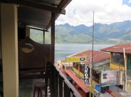Bed and breakfast Atitlan, San Pedro La Laguna