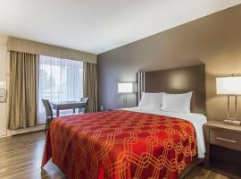 Econo Lodge Inn and Suites Lethbridge
