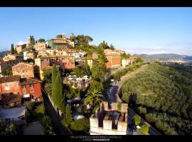 Villa Sermolli, Borgo a Buggiano