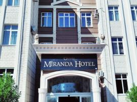 Grand Miranda Otel, Salihli