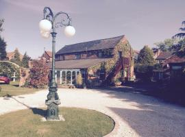 RolandsCroft Guest House, Pontefract