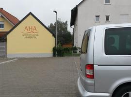 Apparthotel Ampertal, Kranzberg