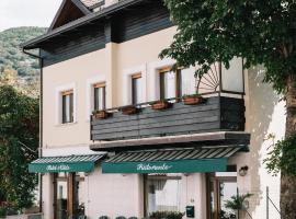 Hotel Nilde, Scanno