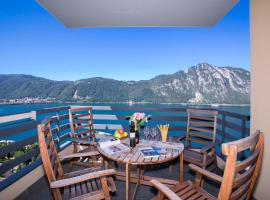 Campione Splendid Lake, Campione d'Italia
