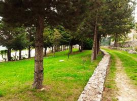 Villa Panoramica Belvedere, Scontrone