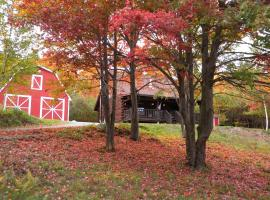 Comsomore Cottage in the Berkshires, North Adams