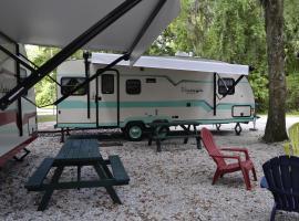 Compass RV Park, St. Augustine