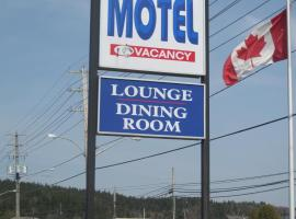 Park Plaza Motel, Saint John