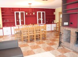 Casa Belloc, Banastás