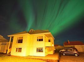 Lágafell Guesthouse, Grindavík