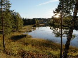 Bjørkeskogen, Mjåvatn