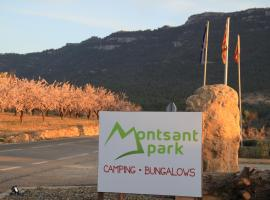 Montsant Park Camping & Bungalow, Ulldemolins