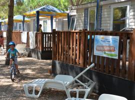 Happy Camp mobile homes in Camping Village La Masseria