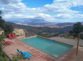 Casa Rural El Paraje, Bérchules