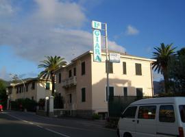 Hotel La Giara, Recco