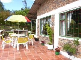 Casa Acacias, Suesca