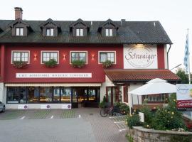 Business- und Wellnesshotel Schwaiger, Glonn