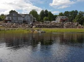 RockHaven Waterfront Bed & Breakfast, Gagetown