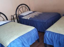 Hostal Aposento del Conde, Hacienda Monjas