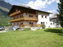 Ferienhaus Gurschi, Längenfeld