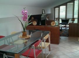 Villa ai Due Pini, Caldarola
