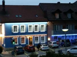 Le Belmont, Belmont-sur-Lausanne