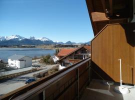 Chalet Sonnenhang A33, Hopfen am See
